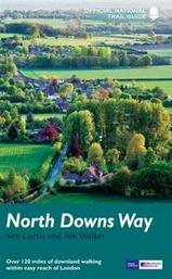 Wandelgids North Downs Way national trail : Aurum press :