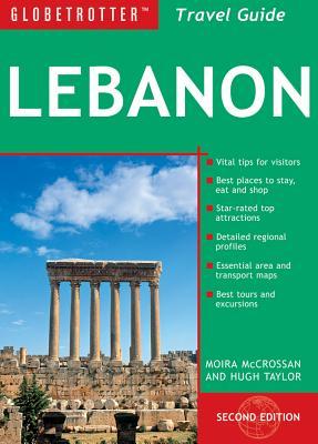 Reisgids Libanon - Lebanon globetrotter   New Holland