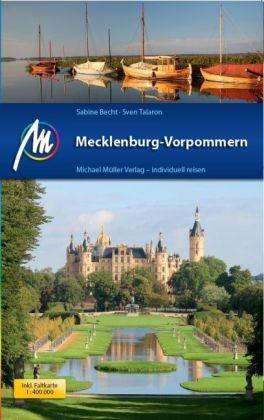 Reisgids Mecklenburg-Vorpommern   Michael Muller Verlag