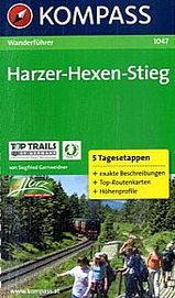 Wandelgids Harzer-Hexen-Stieg   Kompass