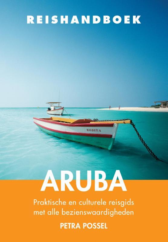 Reisgids Reishandboek Aruba   Elmar