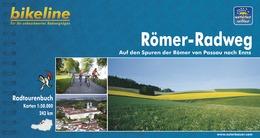 Fietsgids R�mer-Radweg Auf den Spuren der R�mer von Passau nach Enns   Esterbauer - Bikeline