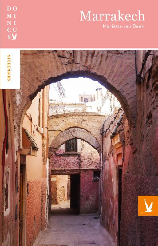 Reisgids Dominicus Marrakech   Gottmer