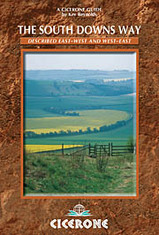 Wandelgids Cicerone South Downs Way,  Described east�west and west�east: Cicerone :