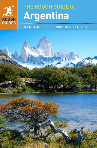 Reisgids Rough Guide Argentina - Argentinië   Rough guide