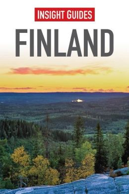 Reisgids Insight Guide Finland (Engels)   Insight guides