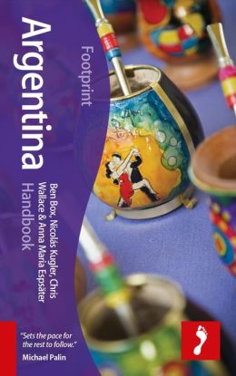 Reisgids Argentinië - Argentina Handbook   Footprint