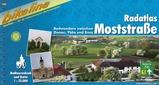 Fietsgids Radatlas Moststraße Radfahren zwischen Donau, Ybbs und Enns   Bikeline