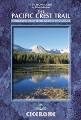 Wandelgids USA: The Pacific Crest Trail - from Mexico to Canada on foot : Cicerone :