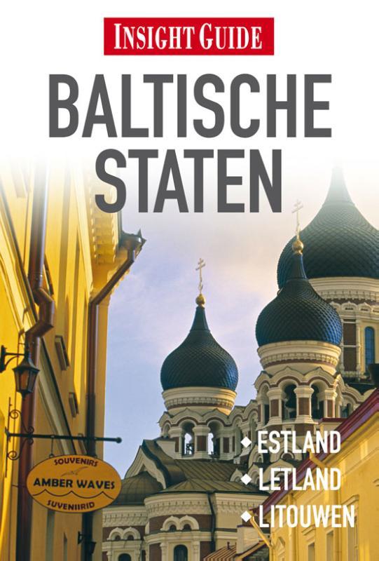 Reisgids Baltische Staten Estland - Letland - Litouwen   Insight Guide