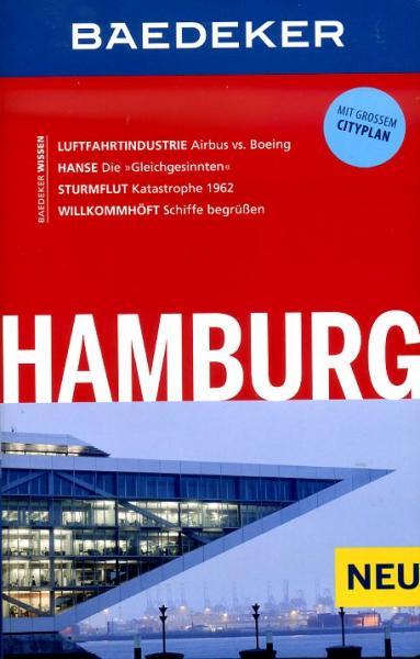 Reisgids Baedeker Hamburg   Baedeker