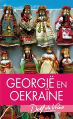 Reisverhaal Georgië en Oekraïne - Dolf de Vries   Unieboek