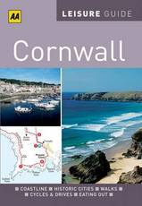 Reisgids Cornwall - leisure guide : AA :