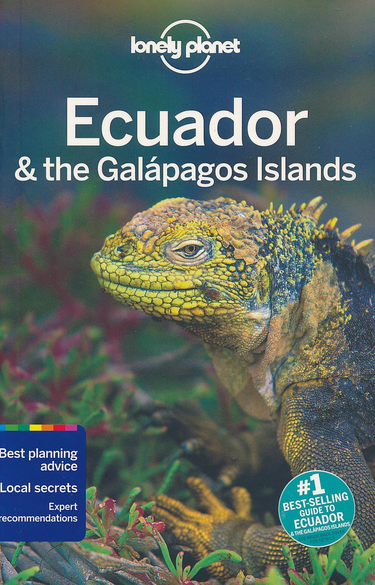 Reisgids Ecuador & the Galapagos   Lonely Planet
