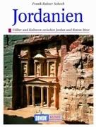 Kunstreisgids Jordanië - Kunstreiseführer Jordanien: Völker und Kulturen zwischen Jordan und Rotem Meer   Dumont