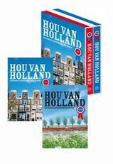 Wandelgids Hou van Holland wandelbox - Ellie Brik   Mo Media