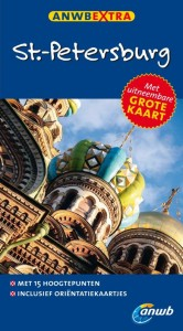 Reisgids - stadsgids St. Petersburg   ANWB Extra