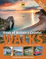 Reisgids wandelgids Book of Britain's Coastal Walk : AA :