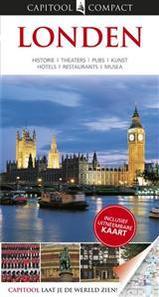 Reisgids Capitool Londen - compact editie : Unieboek :