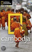 Reisgids National Geographic Cambodja   Kosmos