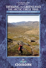 Wandelgids Groenland: Trekking in Greenland The Arctic Circle Trail   Cicerone guides
