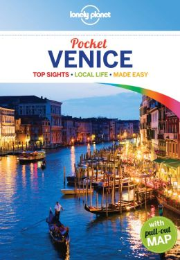 Reisgids Venice pocket - Venetië   Lonely Planet