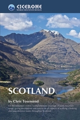 Wandelgids - Reisgids walks treks climbs - Southern Uplands Cairngorms Skye - Scotland - Schotland   Cicerone
