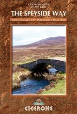Wandelgids Speyside Way - Dava Way - Moray Coast Trail, Scotland - Schotland   Cicerone