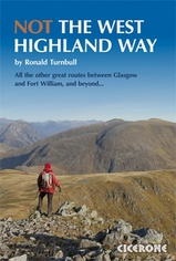 Wandelgids NOT the west Highland Way   Cicerone