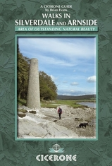 Wandelgids Walks in Silverdale and Arnside - rand van Lake District: Cicerone :