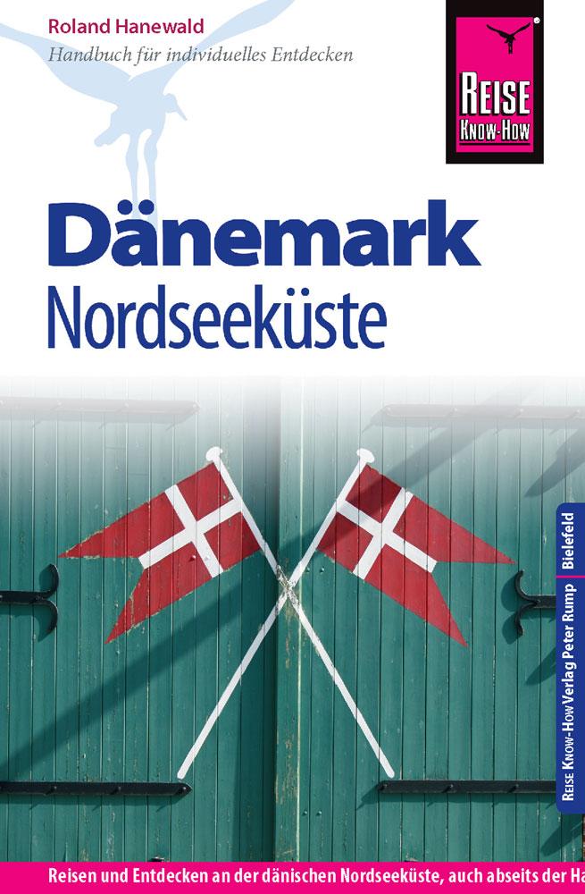 Reisgids Denemarken Noordzeekust - Nordseeküste Dänemark   Reise Knowhow