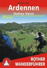 Wandelgids Ardennen - Hoge Venen - Ardennen – Hohes Venn     Rother Bergverlag
