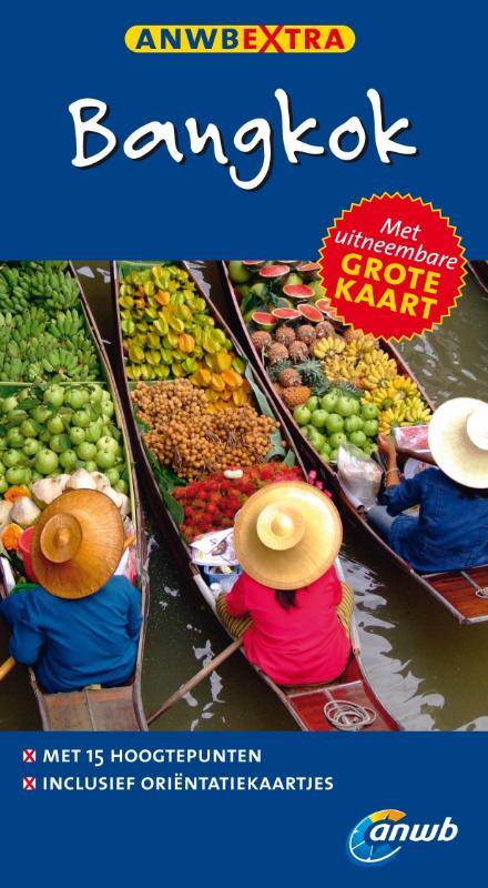 Reisgids Bangkok   ANWB extra