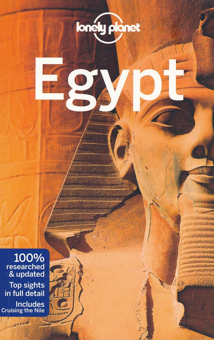 Reisgids Lonely Planet Egypt - Egypte   Lonely Planet