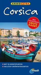 Reisgids Corsica   ANWB extra