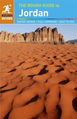 Reisgids Rough Guide Jordan - Jordanië   Rough guide
