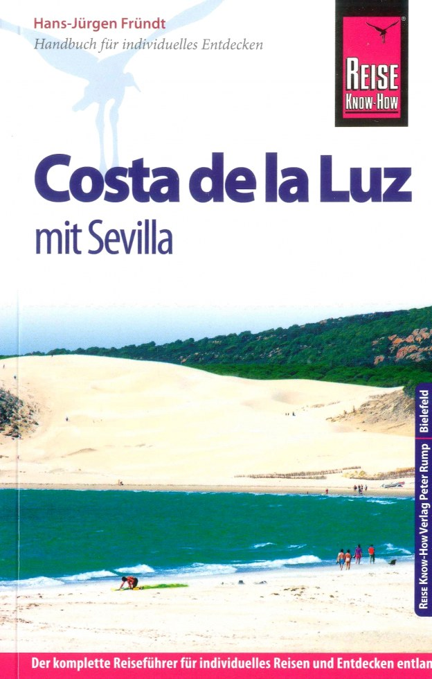 Reisgids Costa de la Luz – mit Sevilla   Reise Know How