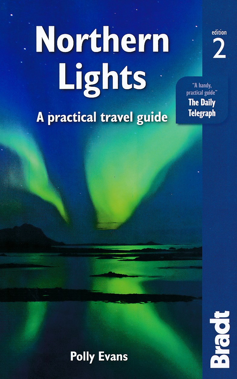 Reisgids Northern Lights - Noorderlicht   Bradt