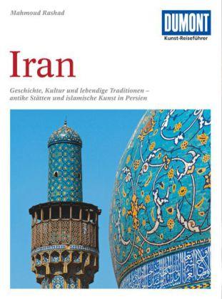 Kunstreisgids - Kunstreiseführer Iran   Dumont verlag