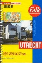 Plattegrond - Stratengids Utrecht    Falk