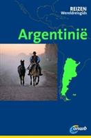 ANWB Wereldreisgids Argentinië   ANWB
