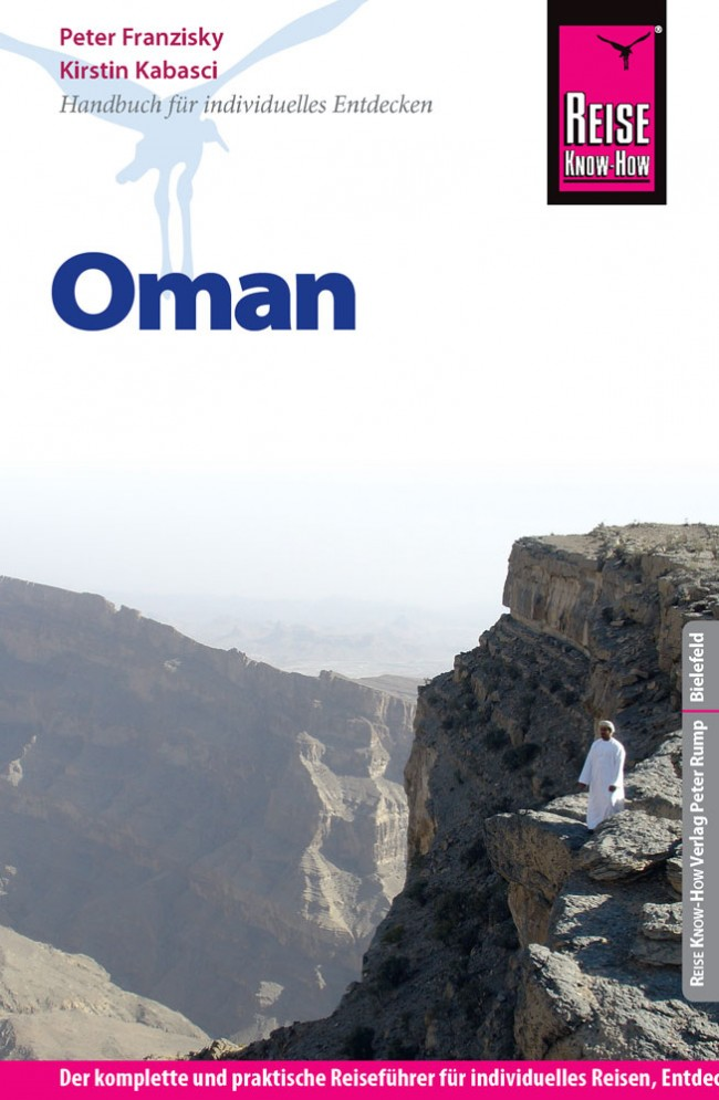 Reisgids Oman   Reise Know How