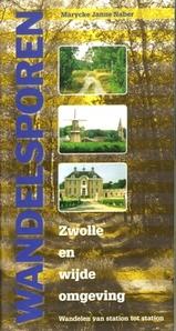 Wandelgids Wandelsporen Zwolle en wijde omgeving   Buijten en Schipperheijn