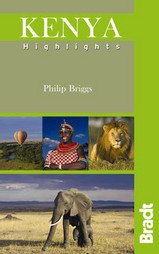 Reisgids Kenya Highlights   Bradt Guides