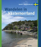 Wandelgids Wandelen in Västernorrland - Zweden   One Day Walks Publishing