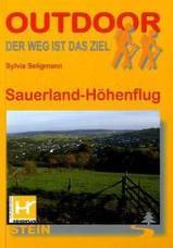 Wandelgids Sauerland-H�henflug   Conrad Stein