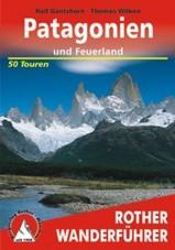 Wandelgids Patagonië en Vuurland  - Patagonien und Feuerland   Rother verlag