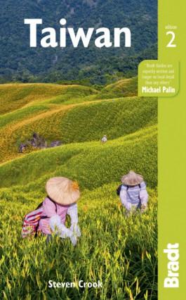 Reisgids Bradt Taiwan   Bradt guides