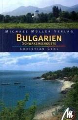 Reisgids Bulgarien Schwarzmeerküste - Bulgarije, Zwarte Zee kust   Michael Müller Verlag