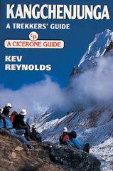 Wandelgids Kangchenjunga: A Trekker's Guide   Cicerone